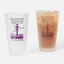 Not Inherently Dangerous Drinking Glass