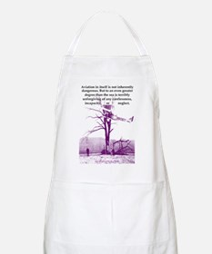 Not Inherently Dangerous Apron