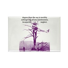 Not Inherently Dangerous Rectangle Magnet