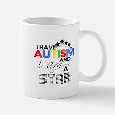 Autistic Star Mug