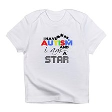 Autistic Star Infant T-Shirt