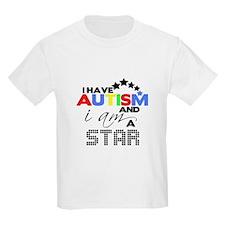 Autistic Star T-Shirt