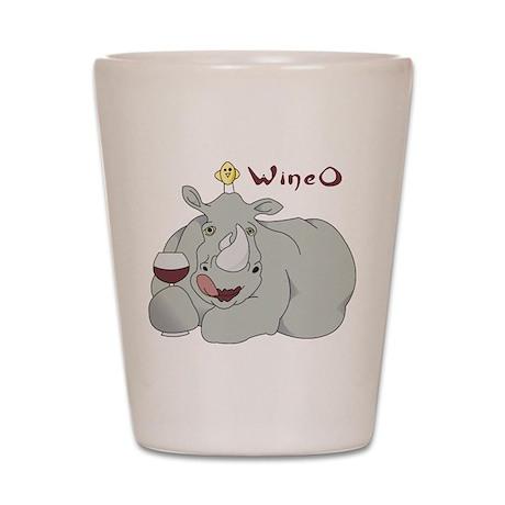 Wine O Shot Glass