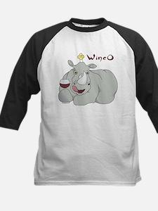 Wine O Baseball Jersey