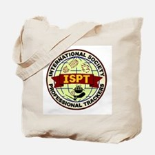 ISPT Patch Design Tote Bag