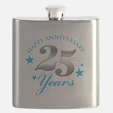 Happy Anniversary 25 years Flask