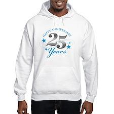 Happy Anniversary 25 years Hoodie