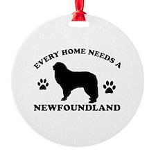 Every home needs a Newfoundland Ornament