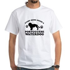Every home needs a Portuguese Water Dog Shirt