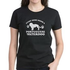 Every home needs a Portuguese Water Dog Tee