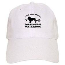 Every home needs a Portuguese Water Dog Baseball Cap