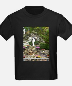 Our Lady of Lourdes Shrine in the Fall T