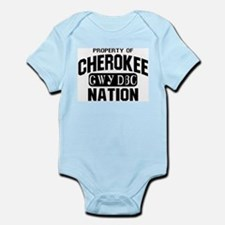 Property of Cherokee Nation Body Suit