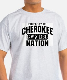 Property of Cherokee Nation T-Shirt