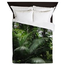 Tropical Rainforest Queen Duvet