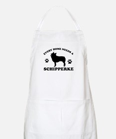 Every home needs a Schipperke Apron
