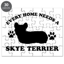 Every home needs a Skye Terrier Puzzle