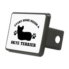 Every home needs a Skye Terrier Hitch Cover