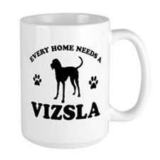 Every home needs a Vizsla Mug