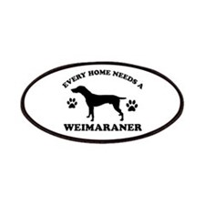 Every home needs a Weimaraner Patches