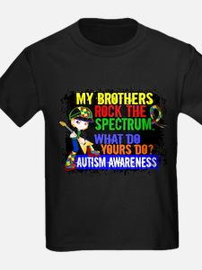 Rocks Spectrum Autism T