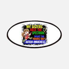 Rock Spectrum Autism Patches