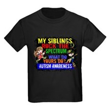 Rock Spectrum Autism T