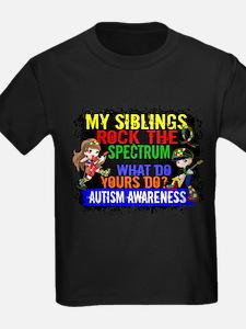 Rock Spectrum Autism T