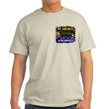 Rock Spectrum Autism T-Shirt
