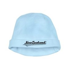 New Zealand Fern Swish baby hat