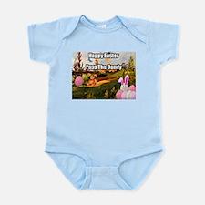 Easter Candy Infant Bodysuit