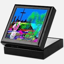Christians Easter Candy Keepsake Box