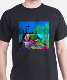 Christians Easter Candy T-Shirt