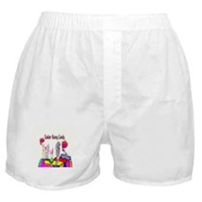 Easter Bunny Candy Boxer Shorts