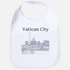 Vatican City Bib