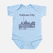 Vatican City Infant Bodysuit