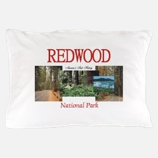 Redwood Americasbesthistory.com Pillow Case