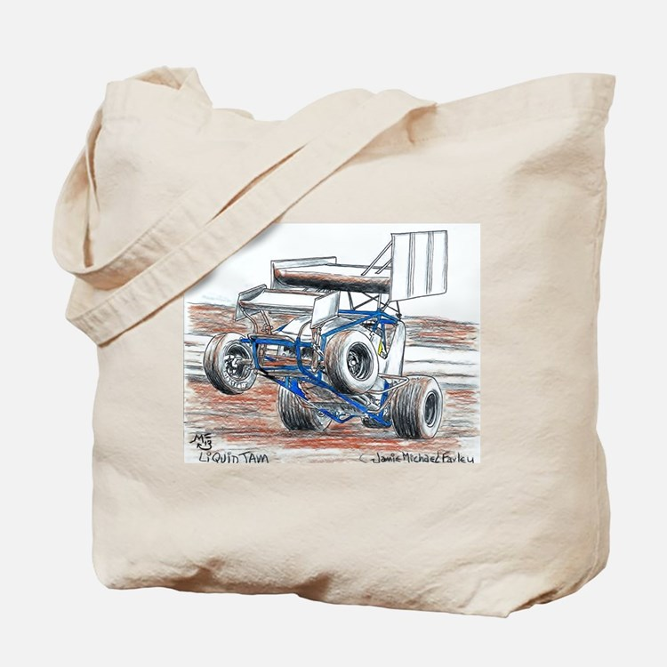 Wheel stand Tote Bag