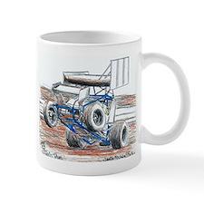 Wheel stand Mug