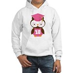 2018 Owl Graduate Class Hooded Sweatshirt