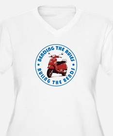 Ruling the Bends Plus Size T-Shirt