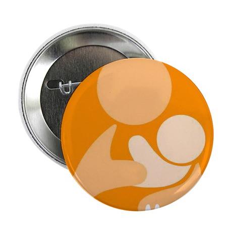 """NaturoMommy 2.25"""" Button"""