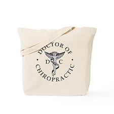 Chiropractor Logo Tote Bag