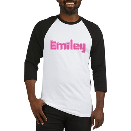 """Emiley"" Baseball Jersey"