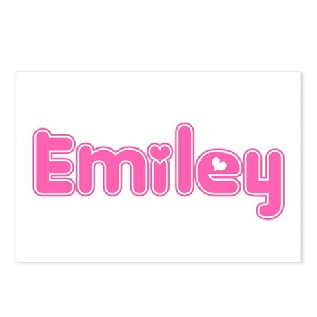 """Emiley"" Postcards (Package of 8)"