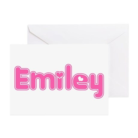"""Emiley"" Greeting Cards (Pk of 10)"