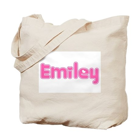 """Emiley"" Tote Bag"