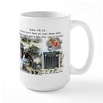 1-25 fallen 15:13 Mug