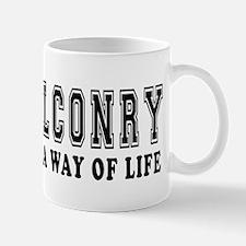 Falconry It's A Way Of Life Mug