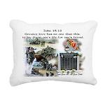 1-25 fallen 15:13 Rectangular Canvas Pillow